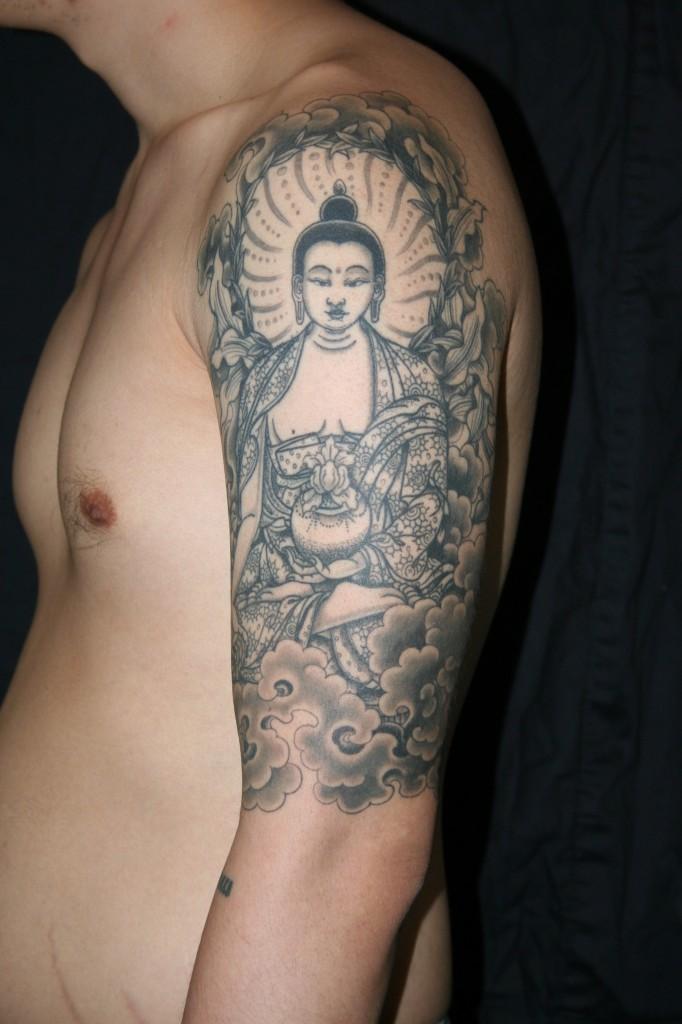 Buddha Tattoo Designs 19