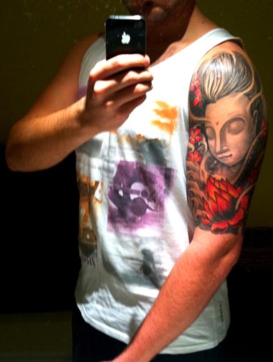 Buddha Tattoo Designs 22