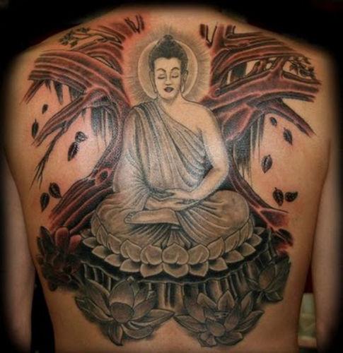 Buddha Tattoo Designs 26