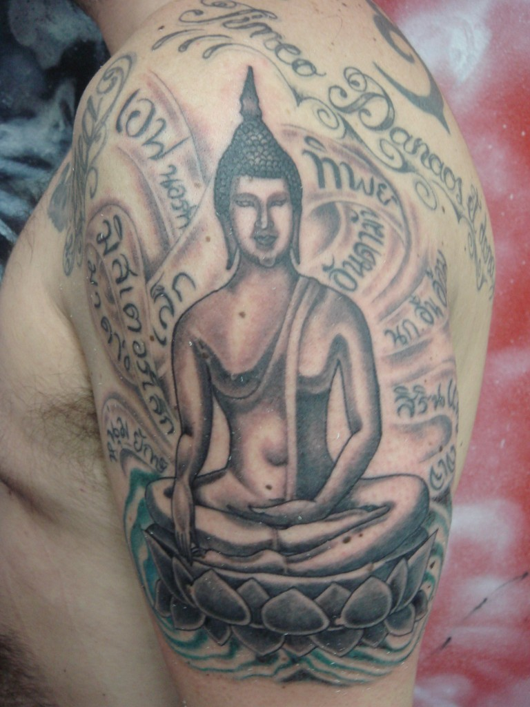 Buddha Tattoo Designs 27