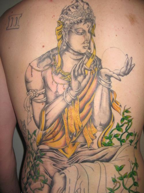 Buddha Tattoo Designs 32