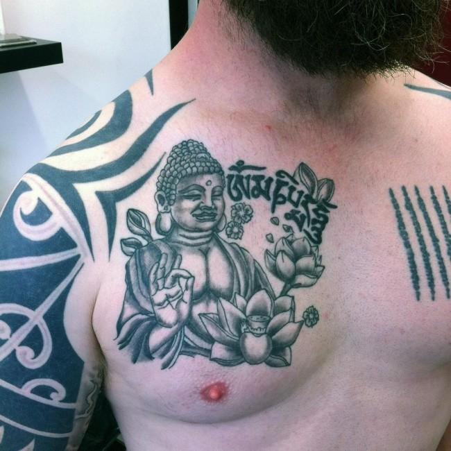 Buddha Tattoo Designs 37