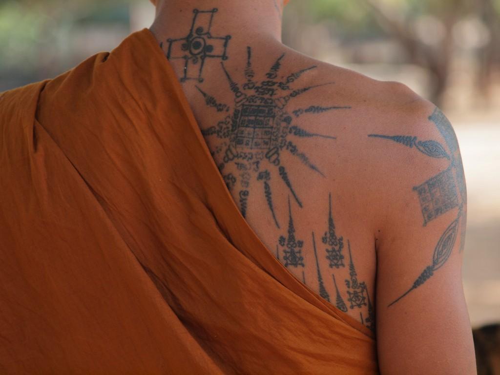 Buddha Tattoo Designs 4