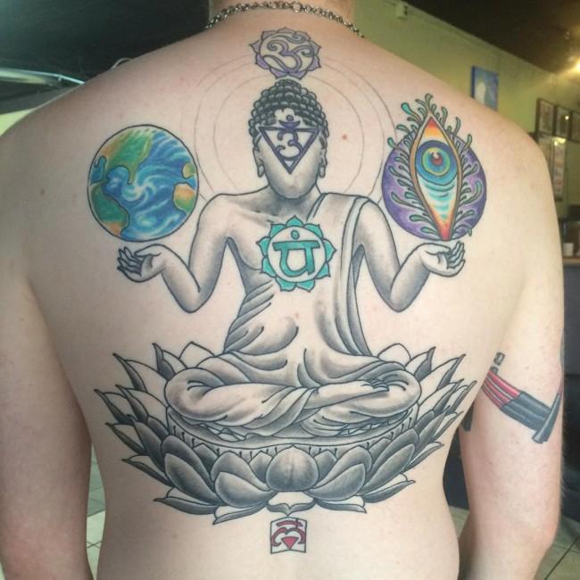 Buddha Tattoo Designs 41