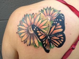 Butterfly-In-The-Meadow
