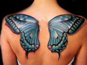 Butterfly-Wings-Back-Tattoo