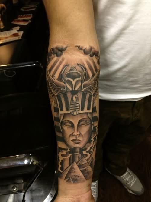 Egyptian Tattoos 16
