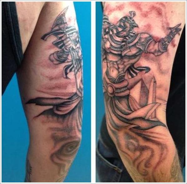 Egyptian Tattoos 19