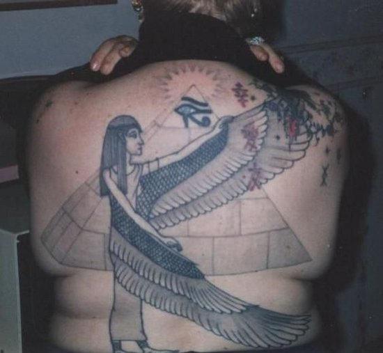 Egyptian Tattoos 20