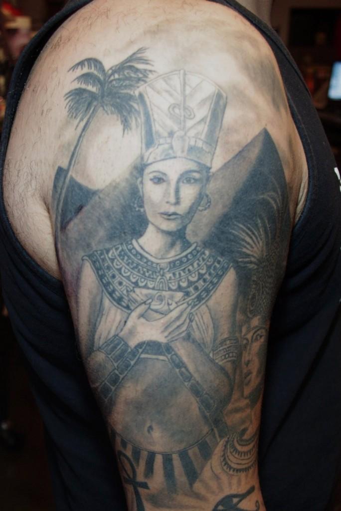 Egyptian Tattoos 23