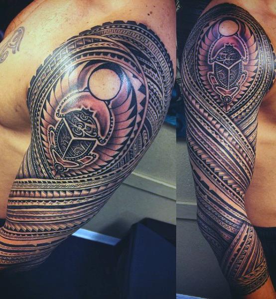 Egyptian Tattoos 26