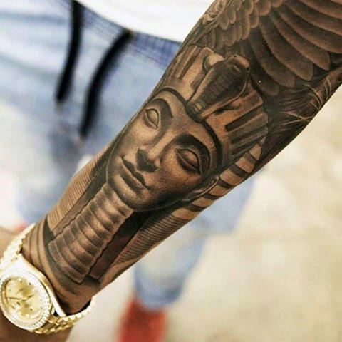 Egyptian Tattoos 32