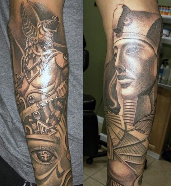 Egyptian Tattoos 33