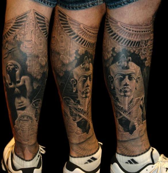 Egyptian Tattoos 48