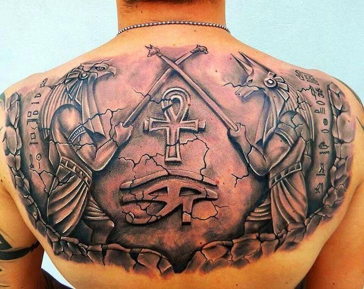 Egyptian Tattoos 56
