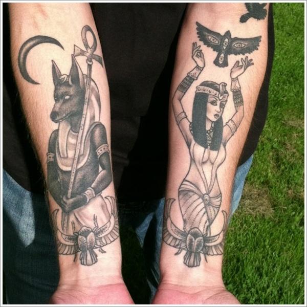 Egyptian Tattoos 59