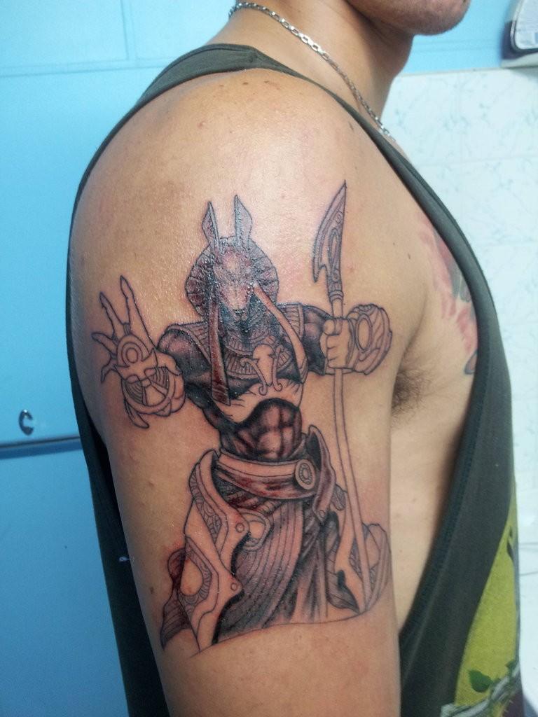 Egyptian Tattoos 65