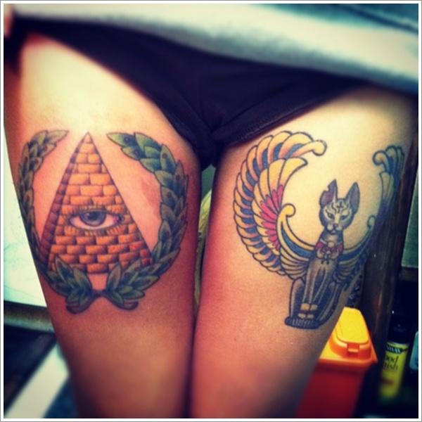 Egyptian Tattoos 68