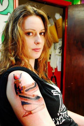 Egyptian Tattoos 8