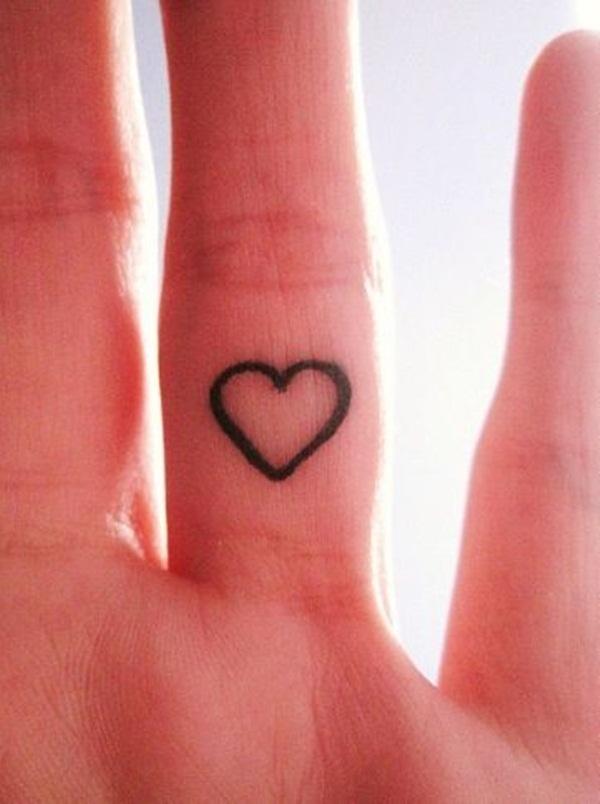 Heart Tattoo Designs 28