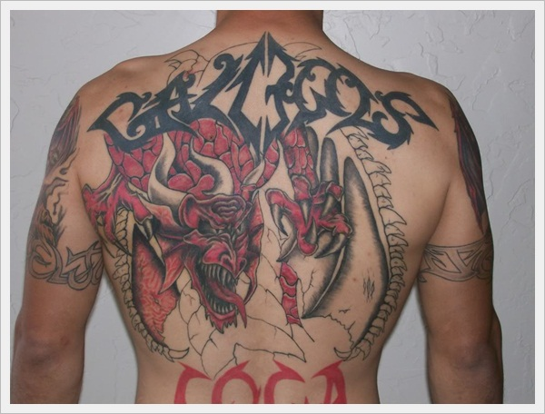 Mythological Tattoo Designs 13