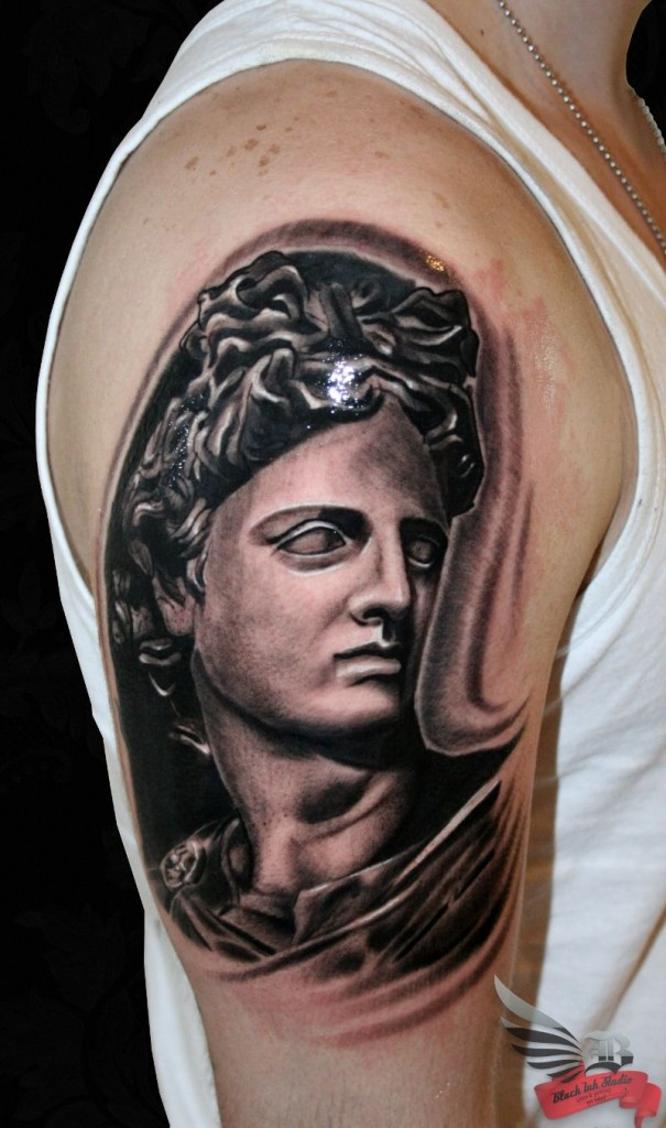 Mythological Tattoo Designs 16