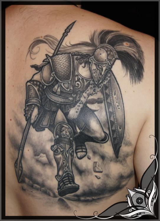 Mythological Tattoo Designs 17
