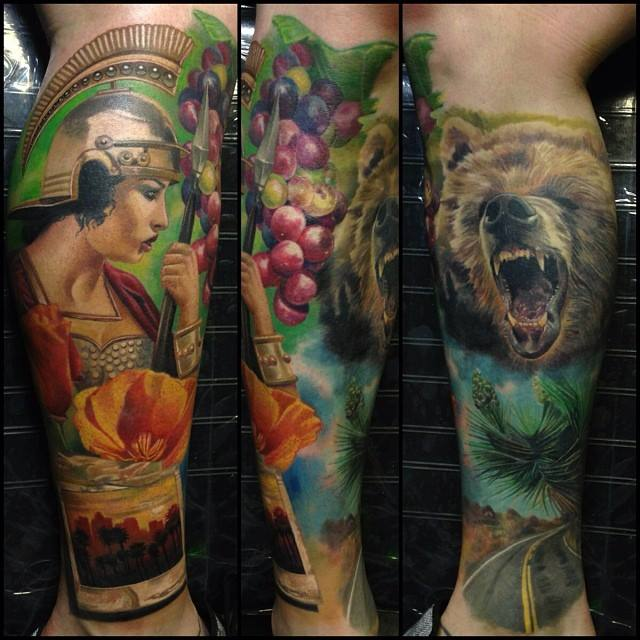 Mythological Tattoo Designs 21