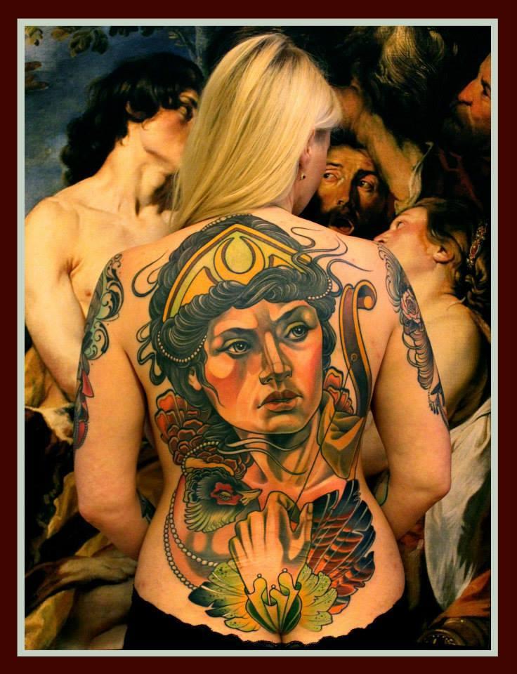 Mythological Tattoo Designs 27