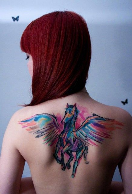 Mythological Tattoo Designs 29