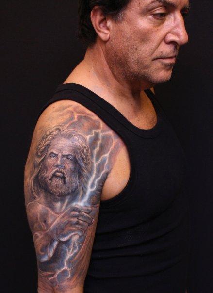 Mythological Tattoo Designs 32