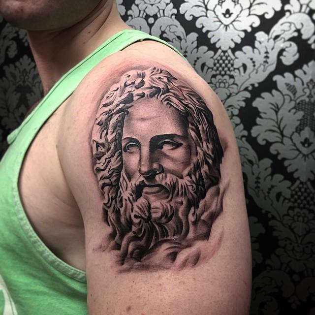 Mythological Tattoo Designs 34