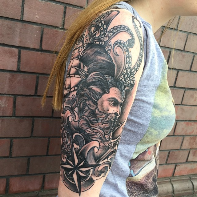 Mythological Tattoo Designs 39