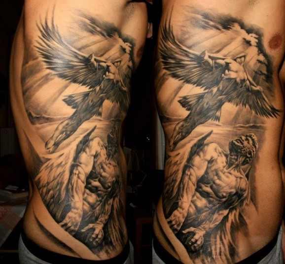 Mythological Tattoo Designs 6