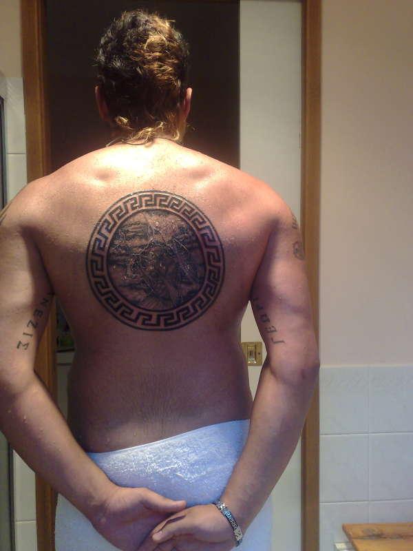 Mythological Tattoo Designs 9
