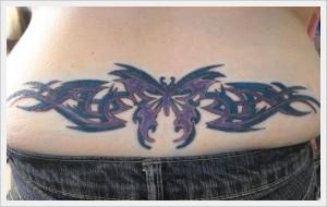 Tribal-Butterfly-Tattoo