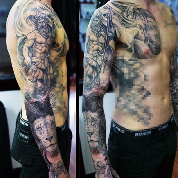 ancient-greek-tattoos-for-men-full-sleeve