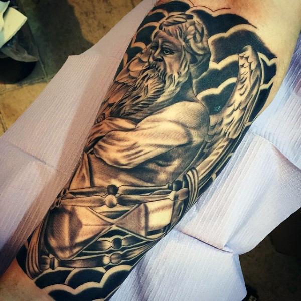 greek-gods-tattoos-for-men-on-legs
