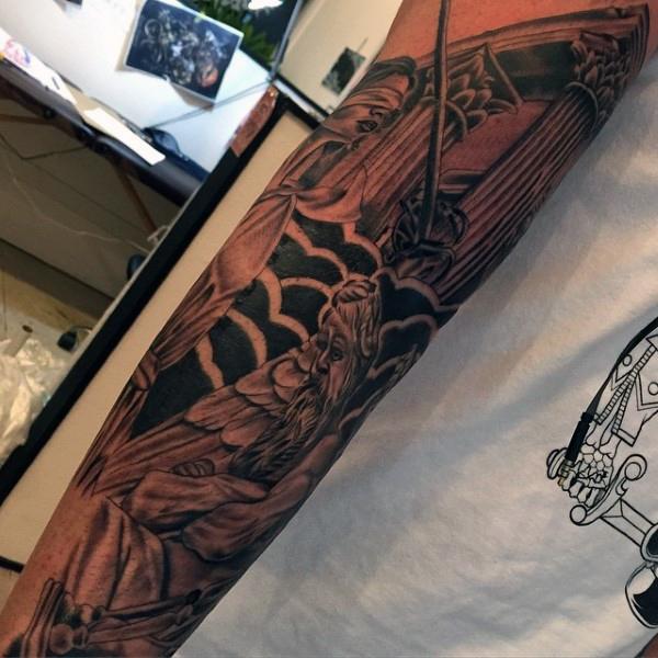 greek-tattoo-designs-for-men