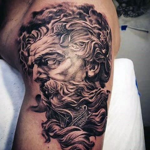 mens-greek-evil-eye-tattoo