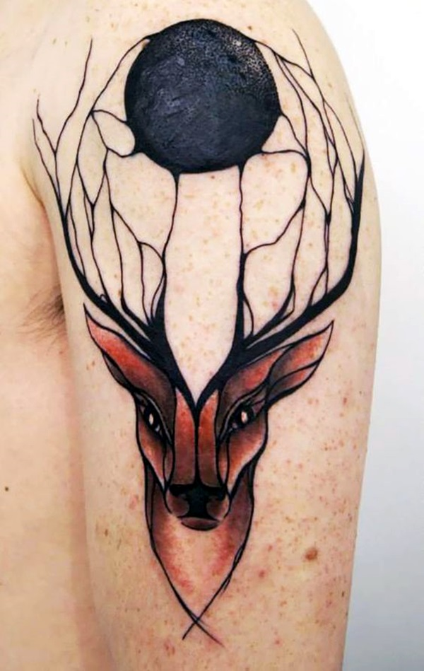 3D Tattoo Designs 23