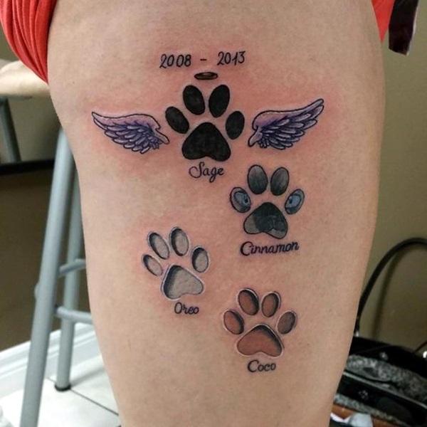 3D Tattoo Designs 8