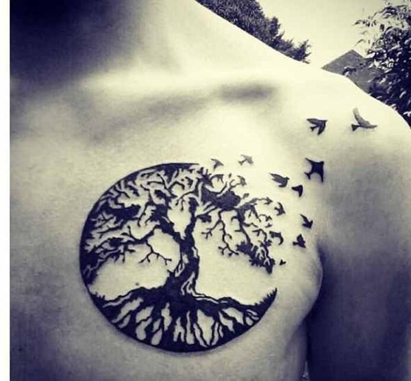 Chest Tattoo1