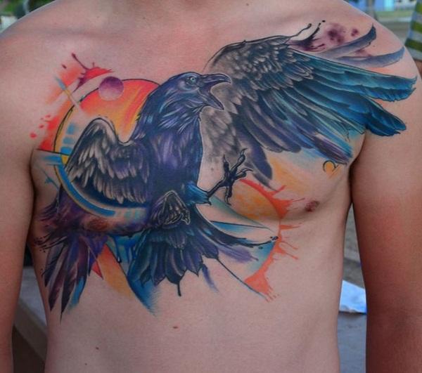 Chest Tattoo2