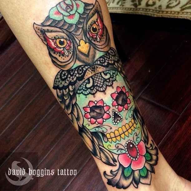 Colorful Tattoo Designs 10