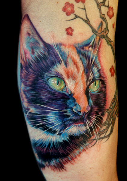 Colorful Tattoo Designs 11