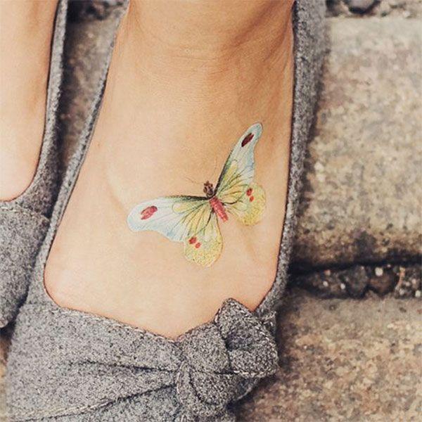 Colorful Tattoo Designs 14