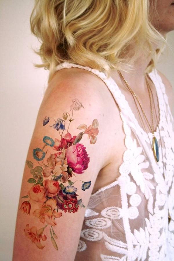 Colorful Tattoo Designs 2