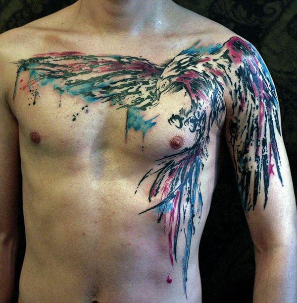 Colorful Tattoo Designs 4