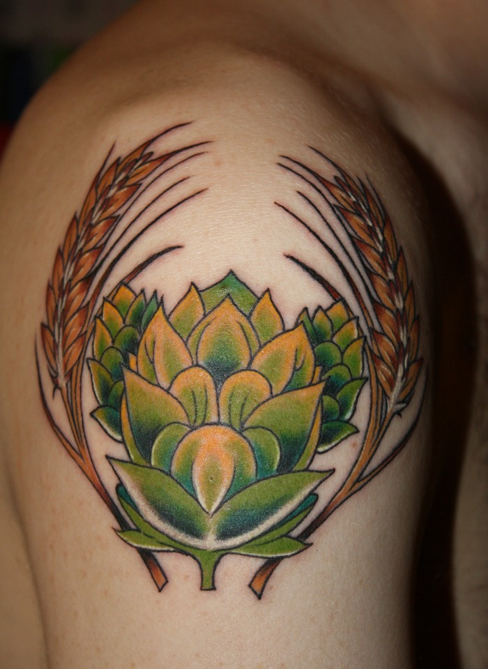 Colorful Tattoo Designs 55